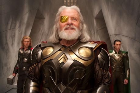 Thor 1 - Odino
