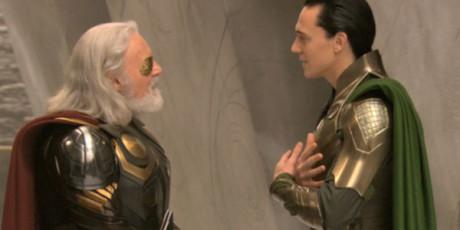 Thor 1 - Odino e Loki