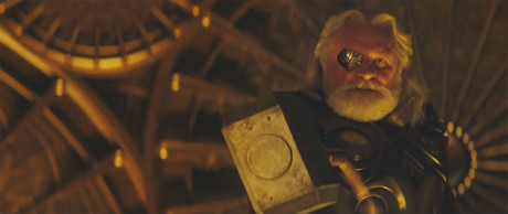 Thor 1 - Odino e Mjolnir