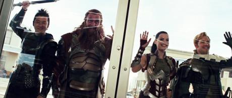 Thor 1 - Tre Guerrieri e Lady Sif