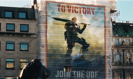 Edge Of Tomorrow - Senza Domani - Murales