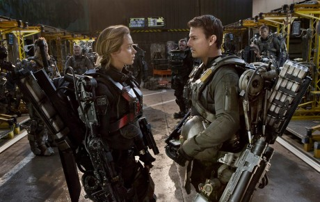 Edge Of Tomorrow - Senza Domani - Tom ed Emily