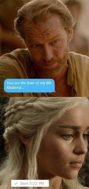Game Of Thrones - Sir Jorah