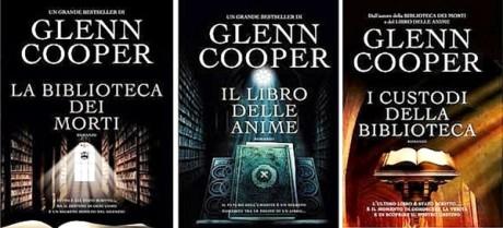 La trilogia de La Biblioteca Dei Morti