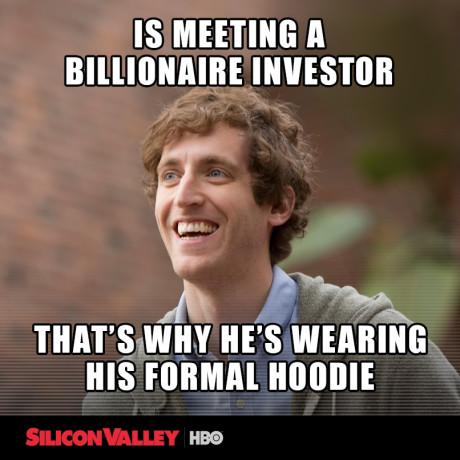 Silicon Valley - La tenuta