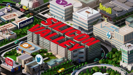 Silicon Valley - Map