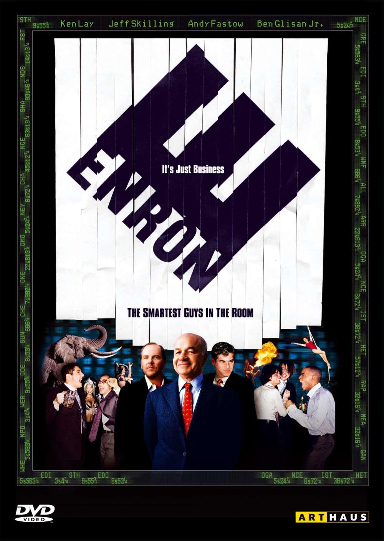 Enron - L'Economia Della Truffa