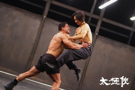 Man Of Tai Chi - Combattimenti