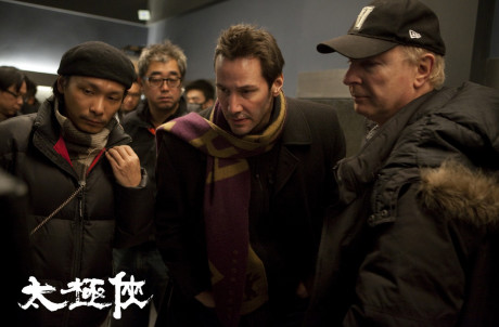Man Of Tai Chi - Keanu Revees