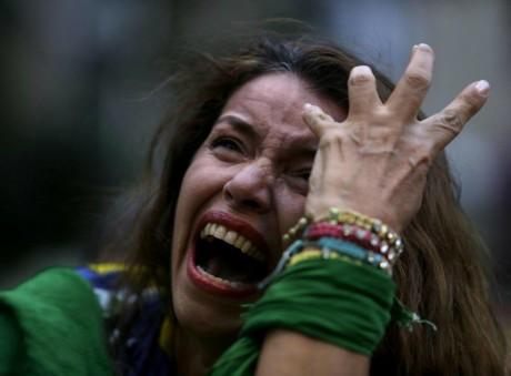 Mondiali 2014 - Brasiliani