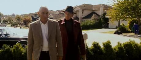 Professor Xavier e Magneto 1985