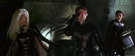 Tempesta e Ciclope in X-Men