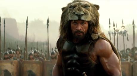 Hercules - Il Guerriero - Dwayne The Rock Johnson