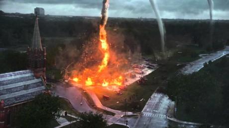 Into The Storm - Ciclone di fuoco
