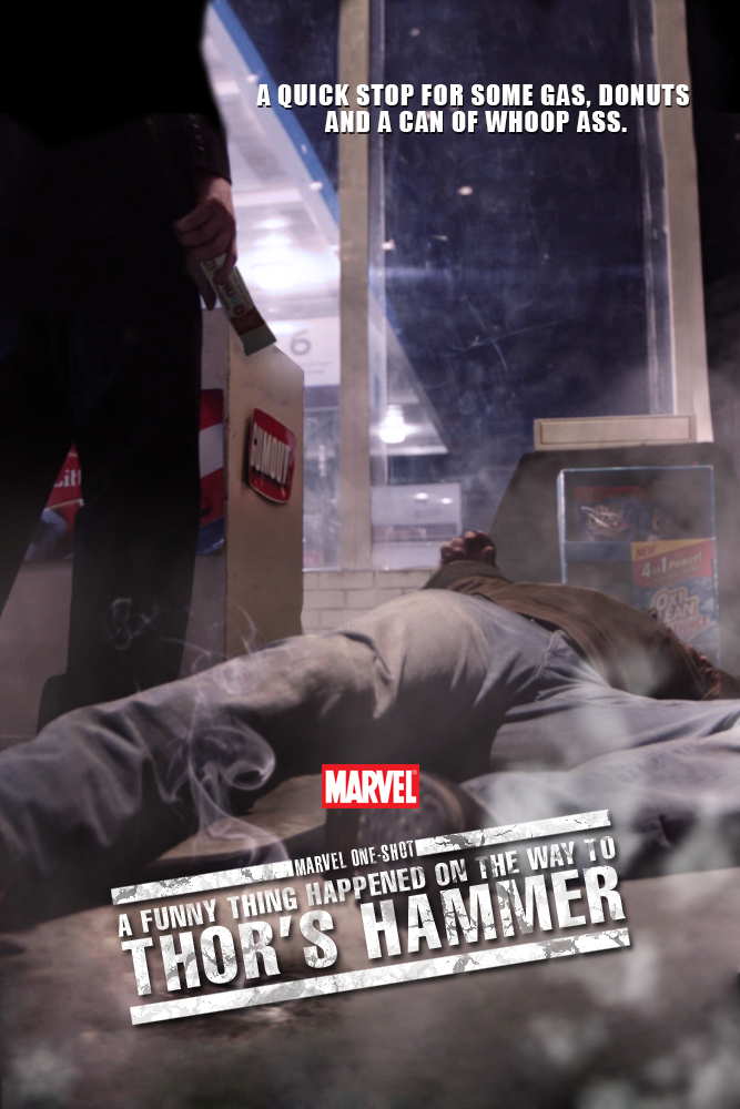 Marvel One-Shot - A Funny Thing Happened On The Way To Thor's Hammer