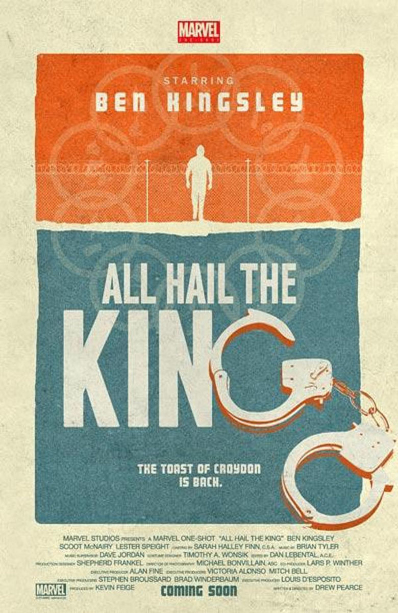 Marvel One-Shot - All Hail To The King