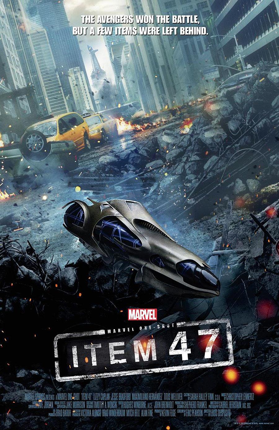 Marvel One-Shot - Item 47