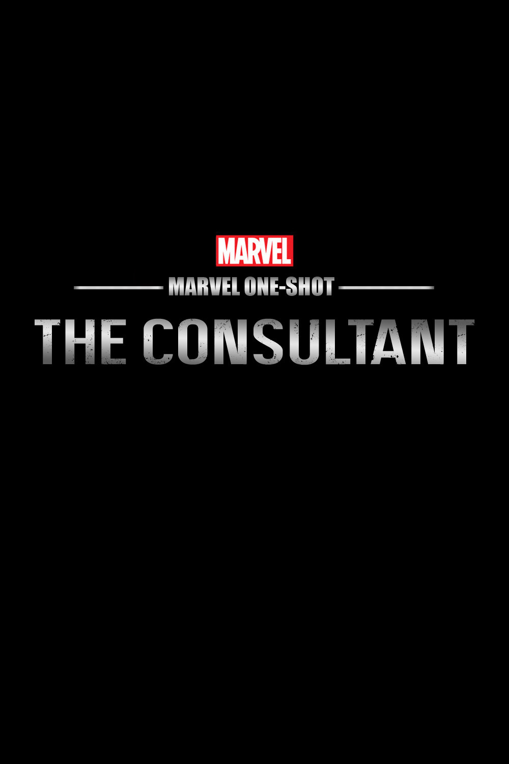 Marvel One-Shot - The Consultant