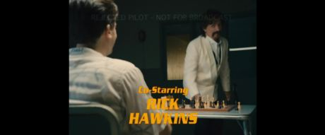Marvel One-Shot - Rick Hawkins