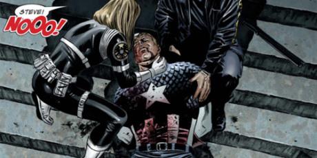 Sharon uccide Capitan America