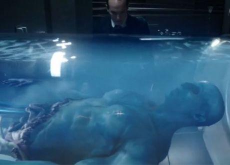 Agents Of S.H.I.E.L.D. - Alieno Blu