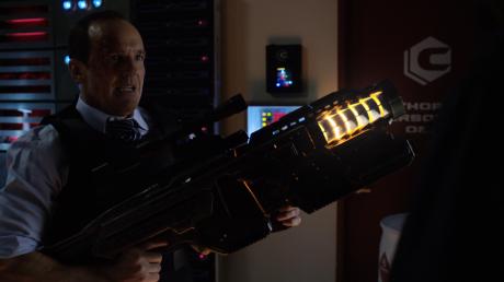 Agents Of S.H.I.E.L.D. - Coulson e la Destroyer Gun