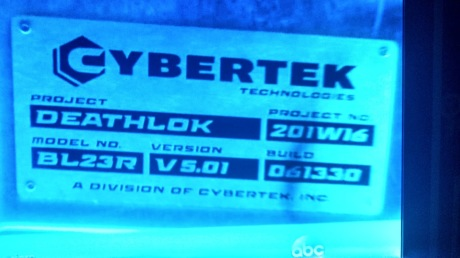Agents Of S.H.I.E.L.D. - Cybertek