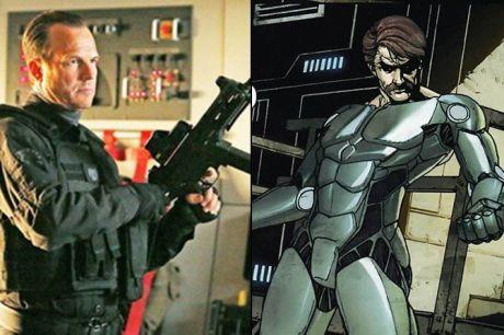 Agents Of S.H.I.E.L.D. - John Garreth