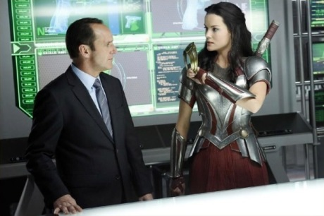 Agents Of S.H.I.E.L.D. - Lady Sif