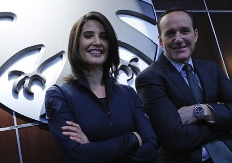 Agents Of S.H.I.E.L.D. - Maria Hill
