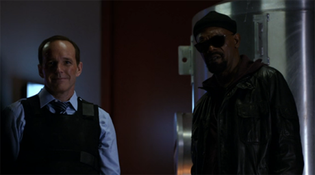Agents Of S.H.I.E.L.D. - Nick Fury