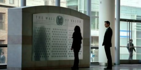 Agents Of S.H.I.E.L.D. - Wall of Valor
