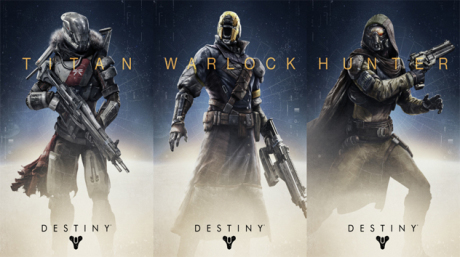Destiny - Classi