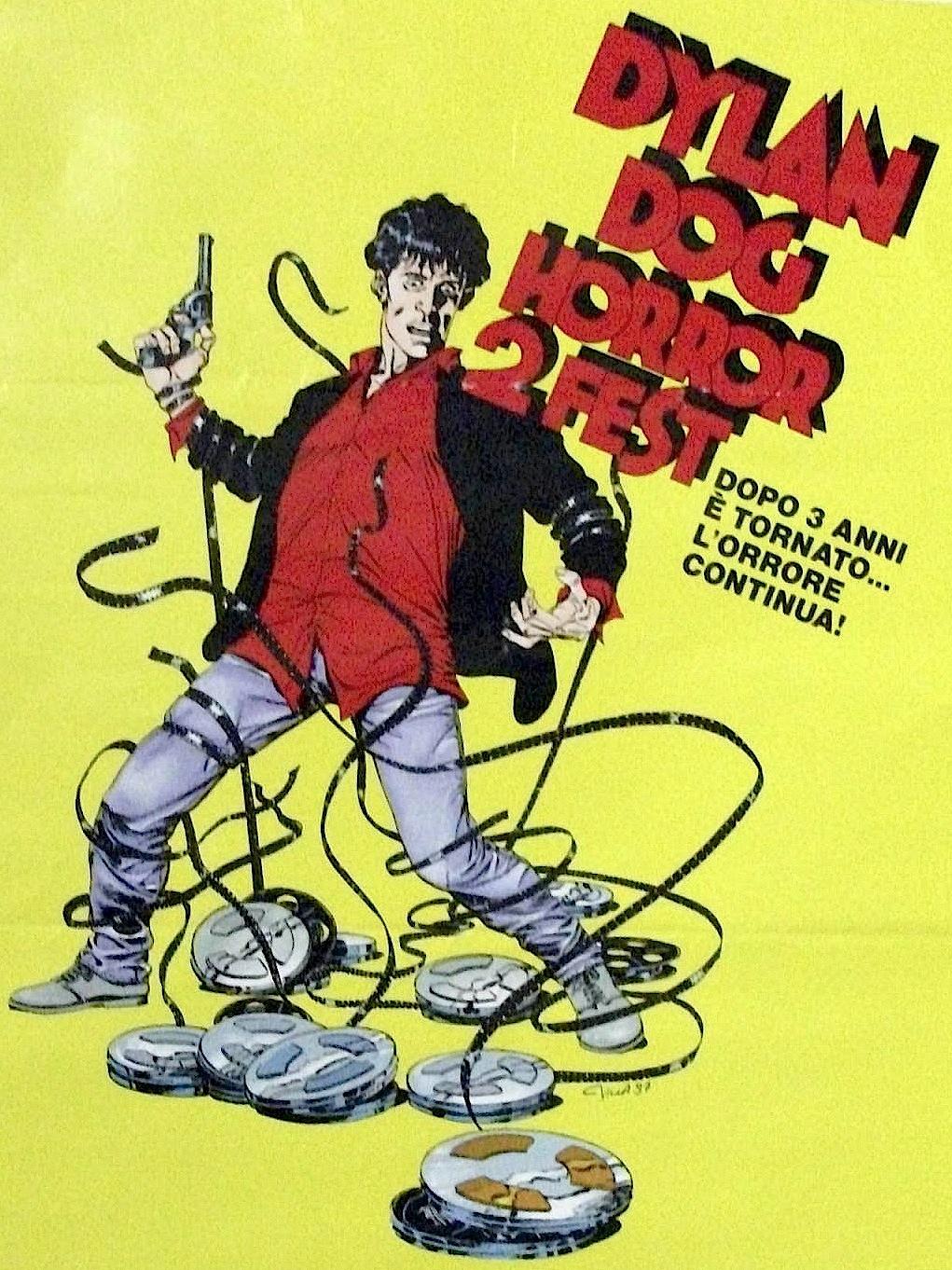 Dylan Dog Horror Fest