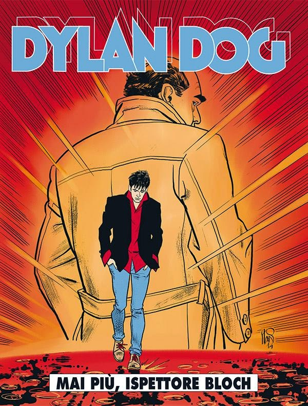 Dylan Dog - Mai Più, Ispettore Block