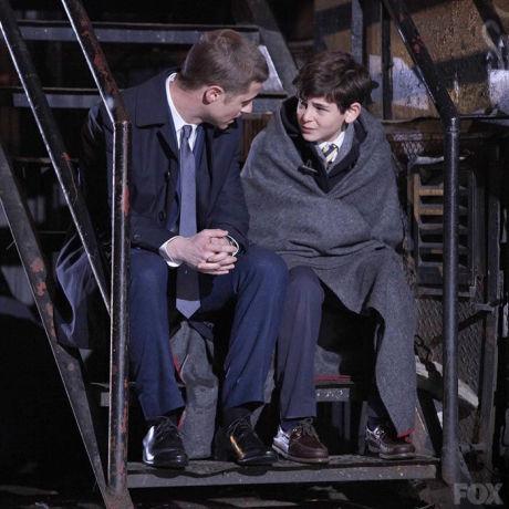 Gotham - Gordon e Bruce Wayne
