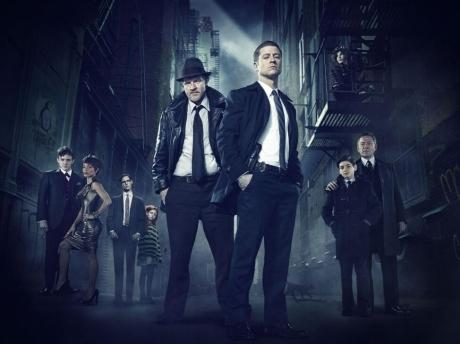 Gotham - Gordon e Bullok
