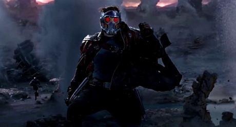 Guardiani Della Galassia - Star-Lord