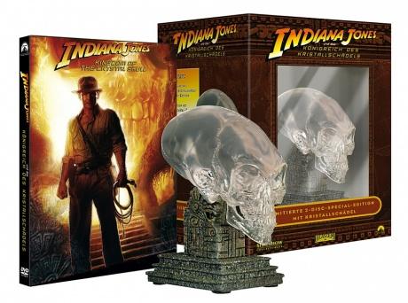 Indiana Jones E Il Regno Del Tempio Di Cristallo
