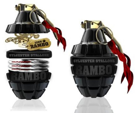 Rambo - Granata