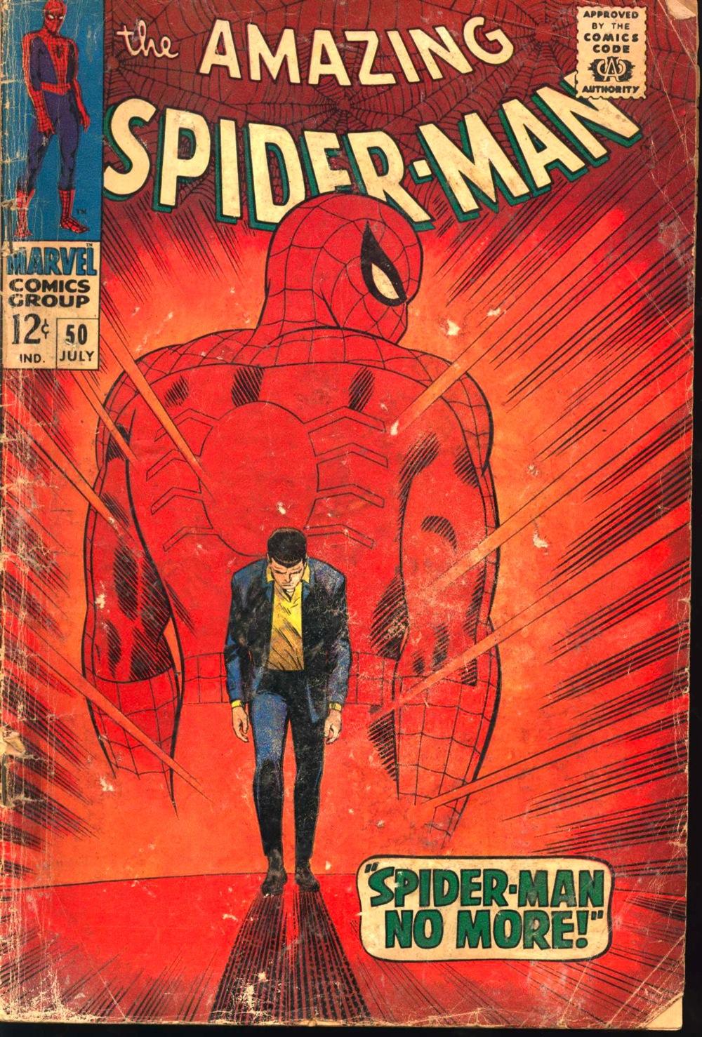 Spider-Man No More