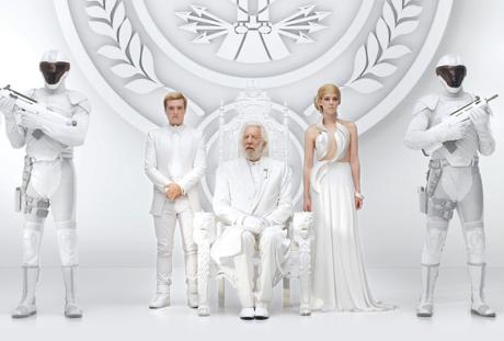 Hunger Games - Il Canto Della Rivolta - Pate I - Il bianco