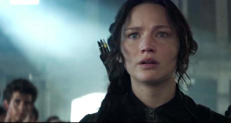 Hunger Games - Il Canto Della Rivolta - Pate I - Jennifer Lawrence