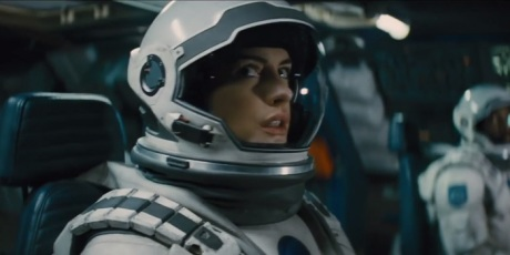 Interstellar - Anne Hathaway