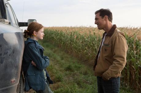Interstellar - Padre e Figlia