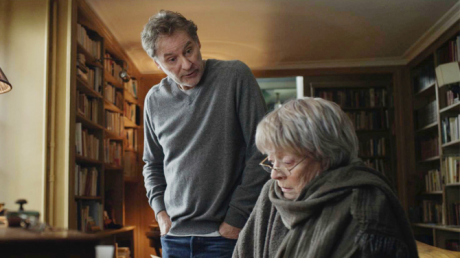 My Old Lady - Kevin Kline e Maggie Smith