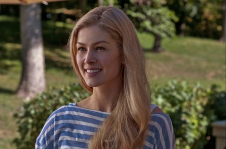 L'Amore Bugiardo - Gone Girl - Rosamund Pike