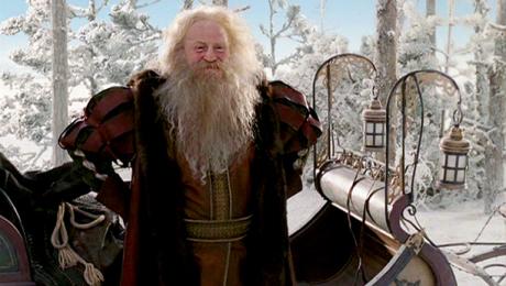 Le Cronache Di Narnia - Il Leone, La Strega E L'Armadio - Babbo Natale