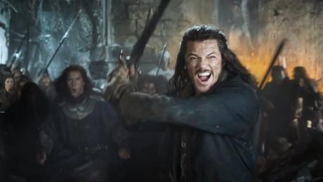 Lo Hobbit - La Battaglia Delle Cinque Armate - Guerra