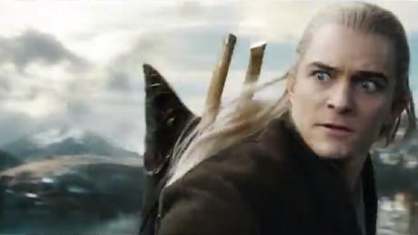 Lo Hobbit - La Battaglia Delle Cinque Armate - Legolas